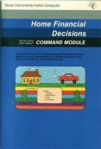 Home Financial Decisions Box Art