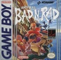 Bad 'N Rad Box Art