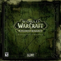World of Warcraft: The Burning Crusade - Collector's Edition Box Art
