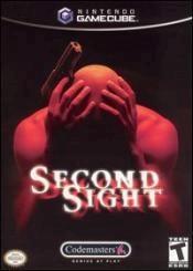 Second Sight Box Art