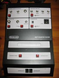 Super NES Counter Tester Box Art