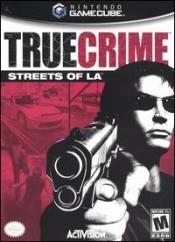 True Crime: Streets of LA Box Art