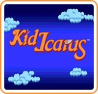 3D Classics: Kid Icarus Box Art