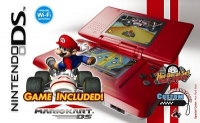 Nintendo DS - Mario Kart Bundle [NA] Box Art