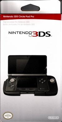 Nintendo 3DS Circle Pad Pro Box Art