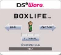 Art Style: BOXLIFE Box Art
