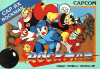 Rockman Box Art