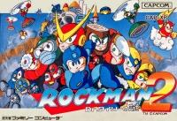 Rockman 2: Dr. Wily no Nazo Box Art