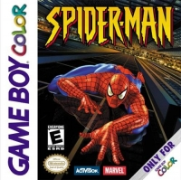 Spider-Man Box Art