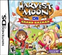 Harvest Moon DS: Grand Bazaar Box Art