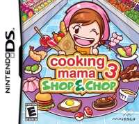 Cooking Mama 3: Shop & Chop Box Art