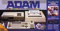 ADAM Colecovision Computer Box Art