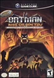 Batman: Rise of Sin Tzu - Lithograph Commemorative Edition Box Art