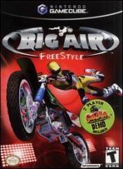 Big Air Freestyle Box Art