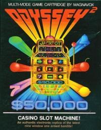 Casino Slot Machine! Box Art