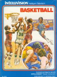 Basketball (white label) Box Art