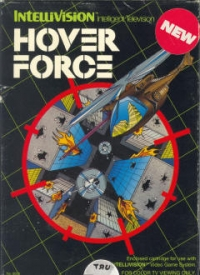 Hover Force Box Art
