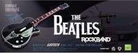 Beatles, The: Rock Band Gretsch Guitar Box Art