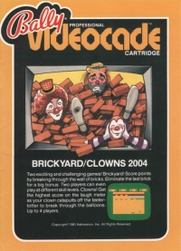 Clowns and Brickyard Box Art