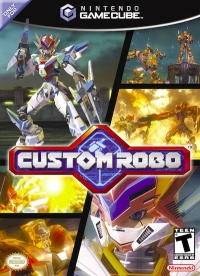 Custom Robo Box Art