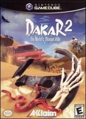 Dakar 2: The World's Ultimate Rally Box Art