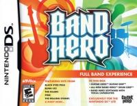 Band Hero Box Art