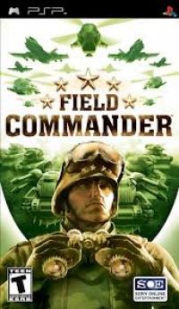 Field Commander Box Art