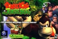 Donkey Kong: Jungle Beat (DK Bongos Controller Included) Box Art