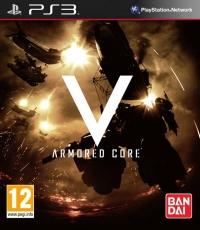 Armored Core V Box Art