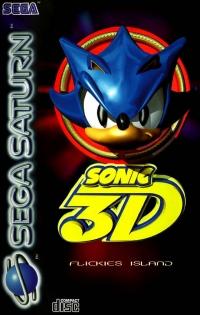 Sonic 3D: Flickies Island Box Art