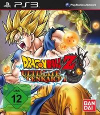Dragon Ball Z: Ultimate Tenkaichi Box Art