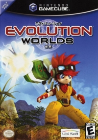 Evolution Worlds Box Art