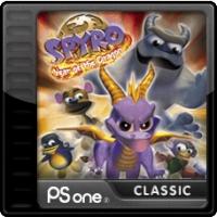 Spyro: Year of the Dragon Box Art