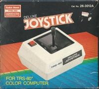 TRS-80 Deluxe Joystick Box Art