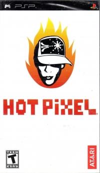 Hot Pixel Box Art