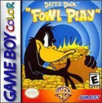Daffy Duck: Fowl Play Box Art