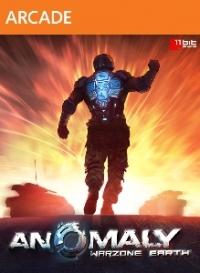 Anomaly: Warzone Earth Box Art