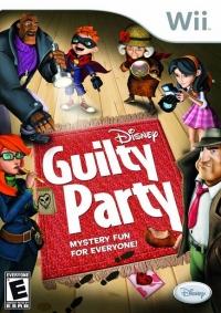 Disney Guilty Party Box Art