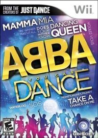 ABBA: You Can Dance Box Art