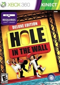 Hole in the Wall: Deluxe Edition Box Art