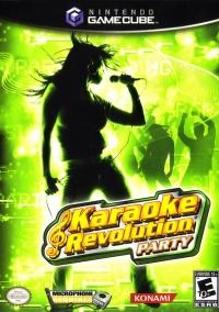 Karaoke Revolution Party Box Art