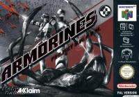 Armorines: Project S.W.A.R.M. Box Art
