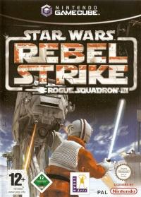 Star Wars: Rogue Squadron III: Rebel Strike [DE] Box Art