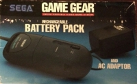 Rechargeable Battery Pack Box Art