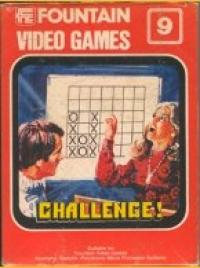Challenge! Box Art