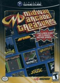 Midway Arcade Treasures Box Art