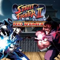 Super Street Fighter II Turbo HD Remix Box Art