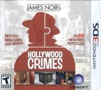 James Noir's Hollywood Crimes Box Art