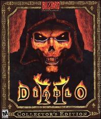 Diablo II - Collector's Edition Box Art