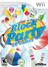 Block Party: 20 Games Box Art